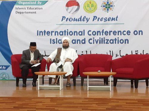 """Universitas Negeri Jakarta Selenggarakan Konferensi Internasional """"Islam and Civilization"""""""
