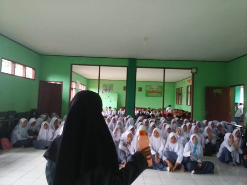 IPPNU Kabupaten Cianjur Pelopori Gerakkan Zero Waste Lifestyle