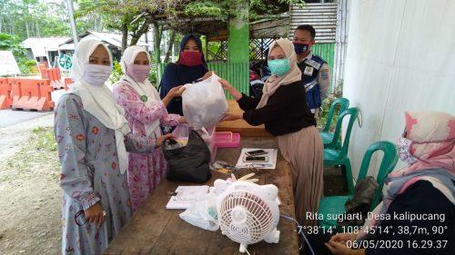 Fatayat NU Pangandaran Ciptakan Kegiatan Produktif Saat Pandemi Covid- 19