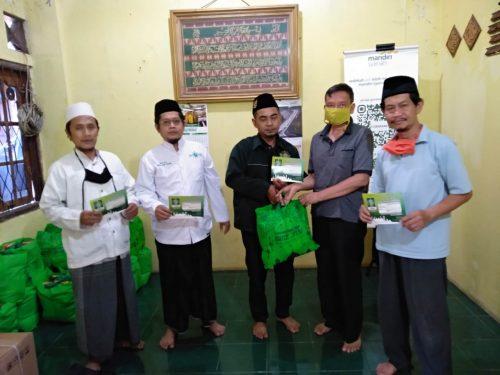 LTMNU Kabupaten Bogor Telah Salurkan 405 Paket Sembako