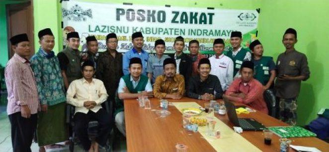 PCNU Kabupaten Indramayu Harapkan Lazisnu Menjadi Donor Gerakan Kemanusiaan