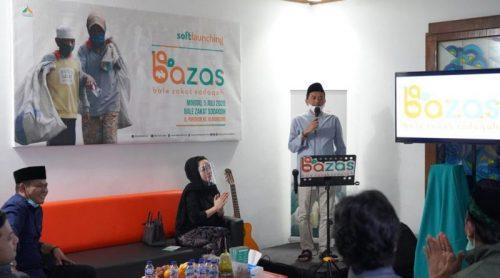 Buka Soft Launching Bazas, Syaiful Huda: Bazas Harus Bisa Melayani Fakir Miskin dan Mengingatkan Para Aghniya