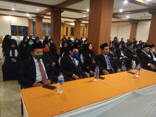 246 Mahasiswa Ikuti Yudisium Gelombang I STKIP Padhaku