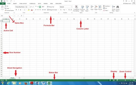 30 Keyboard Shortcuts For Excel Experts