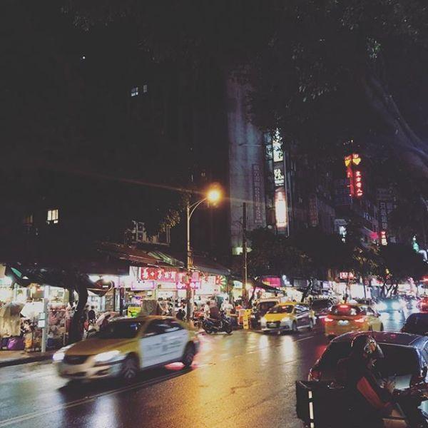 #夜の台北