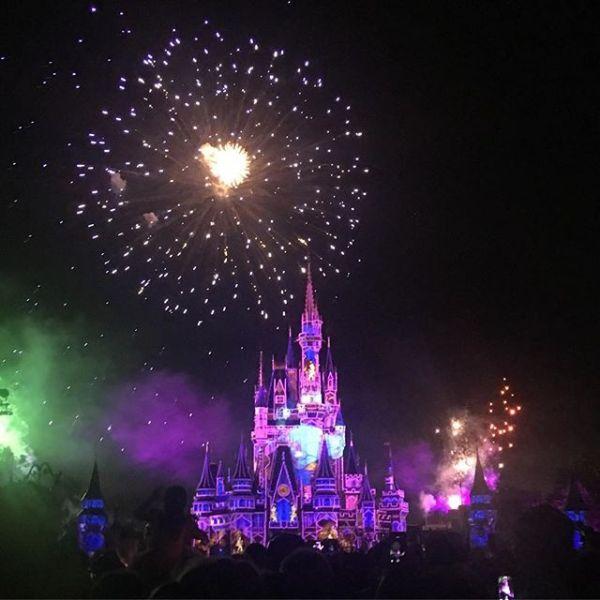 #マジックキングダム#happilyeverafterfireworks