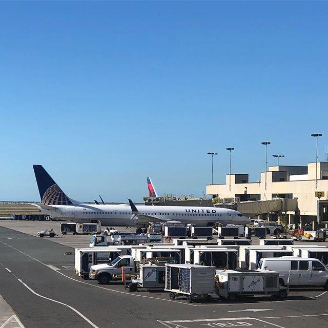 ハワイ・ホノルル空港