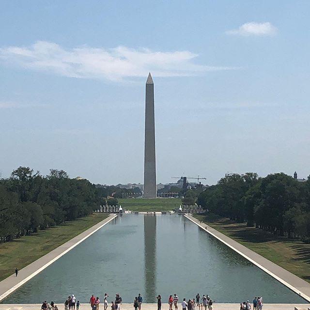 ワシントンD.C.・ワシントン記念塔