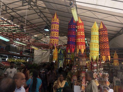 シンガポール リトルインディア ミニ市場