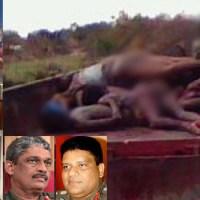 Sri Lankas Kriegsverbrecher - mutmasslich