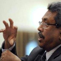 Alle Finger zeigen auf Gotabhaya Rajapaksa