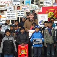 Tamilische Diaspora in Erklärungsnot