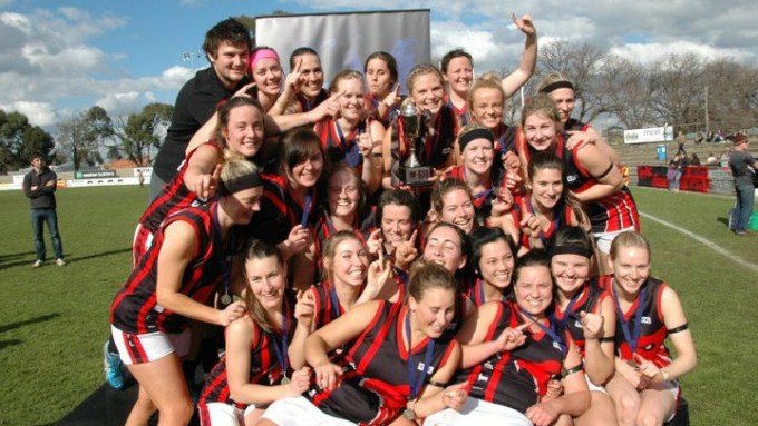 Senior Women Premiership 2011