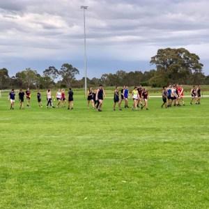 Pre-Season Training 2019