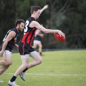 Past Players Day 2018 - Lachlan Tunbridge