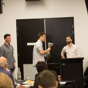 Presentation Night 2019 - Andy Castles, Tom Mooney & Josh Rogerson