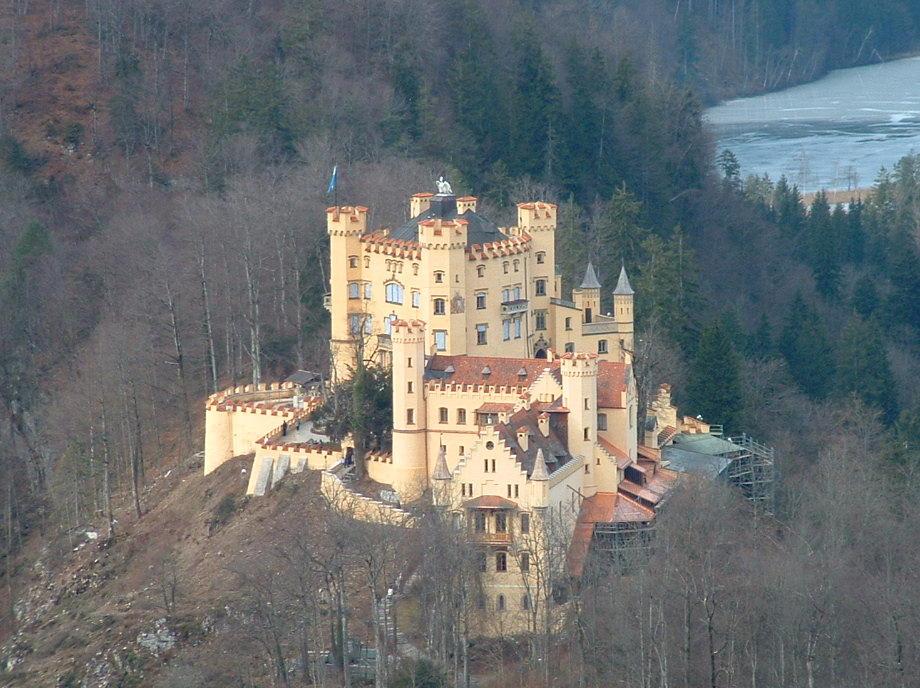 Neuschwanstein Castle (5/6)