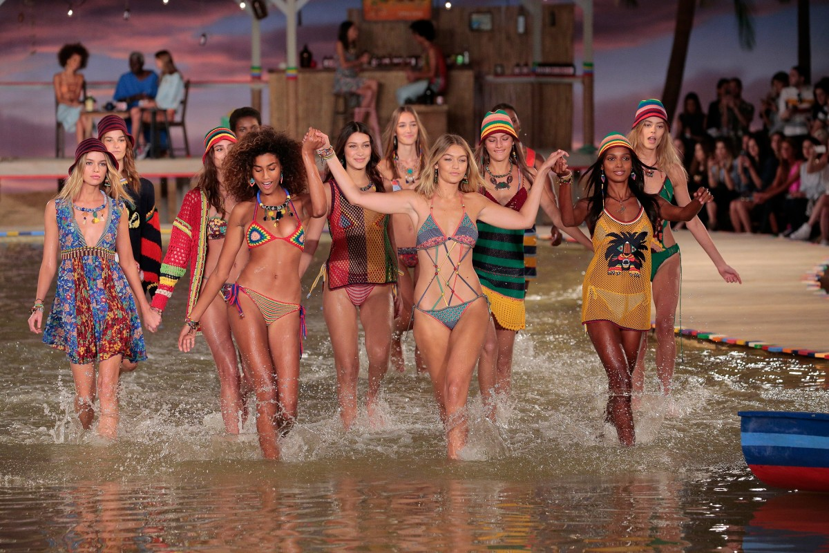 Tommy Hilfiger Women's - Runway - Spring 2016 New York Fashion Week: The Shows