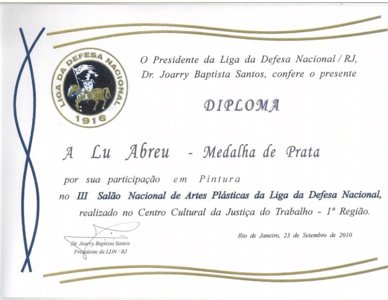 III Salón Nacional de Bellas Artes de la Liga de Defensa Nacional