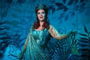 Sába királynője Tel-Avivban a Magyar Állami Operaház előadásában