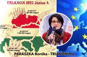 Trianon XXI – egy Orbán-határon túli magyar: Parászka Boróka