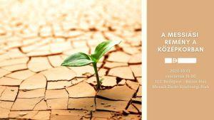 A messiási remény a középkorban | Előadó: Dr. Balázs Gábor