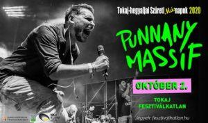 PUNNANY MASSIF – ültetett koncert