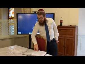 Éruvin 78 – Napi Talmud 294 – Két szomszédos udvart összekötő létra #éruv #létra