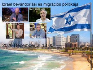 Izrael bevándorlási és migrációs politikája