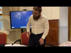 Éruvin 88 – Napi Talmud 304 – Szennyvíz kiöntés szombaton #víz #illemhely #szennyvíz