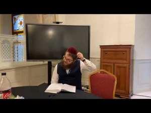 Éruvin 102 – Napi Talmud 318 – Szombati engedmények a Szentélyben: retesz, borogatás, hangszerelés