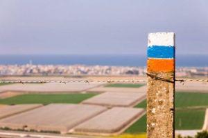שביל ישראל – Shvil Israel – Az Izraeli Túra