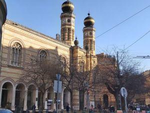 Zsinagógák nyomában a pesti zsidónegyedben – Dohány Zsinagóga látogatással