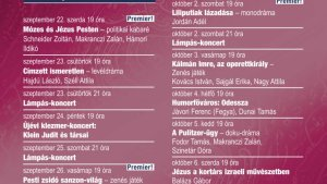 19. Spinoza Zsidó Fesztivál