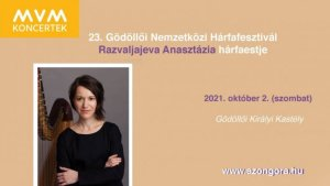 Tatiana Repnikova hárfaestje