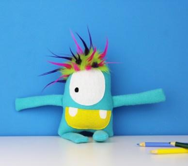 cute handamde toy