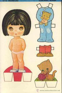 bonecas de papel 19 198x300 - Brincando com bonecas de papel