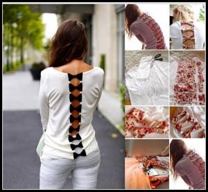 costumização de roupas 300x277 - COMO REUTILIZAR ROUPAS USADAS