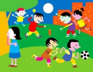 criança brincando 300x232 - A IMPORTÂNCIA DA BRINCADEIRA NO DESENVOLVIMENTO DAS CRIANÇAS