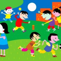 criança brincando - A IMPORTÂNCIA DA BRINCADEIRA NO DESENVOLVIMENTO DAS CRIANÇAS