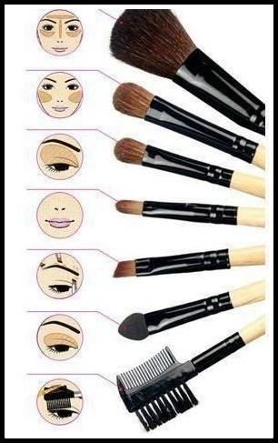 maquiagem11 - PASSO A PASSO DE  MAQUIAGENS VARIADAS PARA AS FESTAS DE FINAL DE ANO