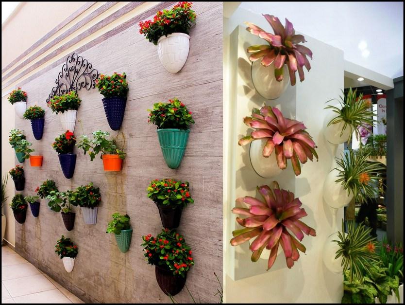 jardim vestical em paredes - FAÇA SEU JARDIM EM QUALQUER CANTO