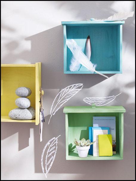 gavetas recicladas architectureartdesigns.com .com1  - IDEIAS PARA DECORAR SUA CASA UTILIZANDO GAVETAS VELHAS