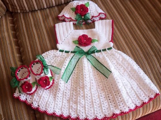 vestidos-croche-para-menina