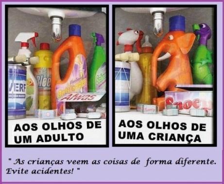 acidentes com crianças 1 - DICAS DE SEGURANÇA PARA A PREVENÇÃO DE ACIDENTES COM AS CRIANÇAS