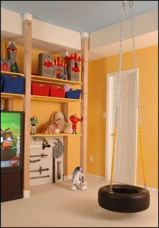 decoração quarto criança 4 - IDEIAS PARA DECORAR E ORGANIZAR O QUARTO DAS CRIANÇAS