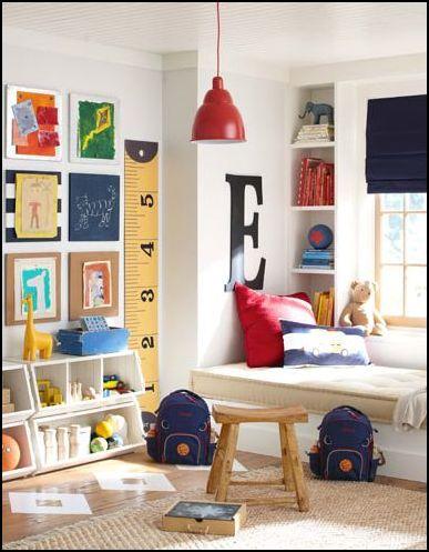 decorar e organizar o quarto das crianças 18 - IDEIAS PARA DECORAR E ORGANIZAR O QUARTO DAS CRIANÇAS