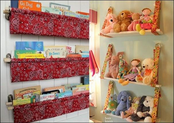 decorar e organizar o quarto das crianças 9 - IDEIAS PARA DECORAR E ORGANIZAR O QUARTO DAS CRIANÇAS