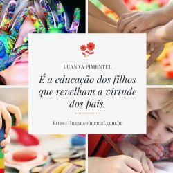 Educaçãoo dos filhos