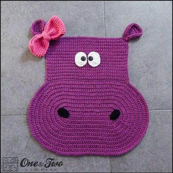 tapete-croche-hipopotamo